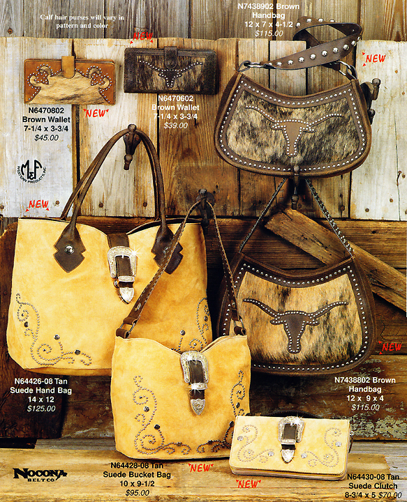 Noc 64706 02 Brown Hair On Cowhide Western Wallet 7 1 4 X 3 Cc Price 29 99 Compare At 39 00 74389