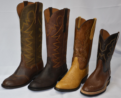 bottom price a great variety of models outlet store Handmade Custom Boots