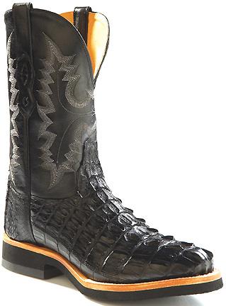 Cultured Cowboy Caiman Alligator Boots