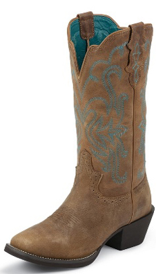 Justin Punchy Collection Womens Western Boots L7306