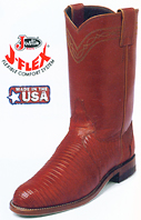 Justin Exotic Western Boots