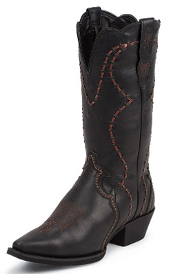 Justin Ladies Western Boots L2700 Distressed Western Boots