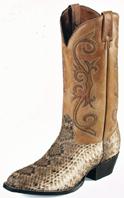 Nocona Boot Exotics