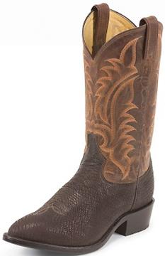 Tony Lama Exotic Boots 6965 Sharkskin
