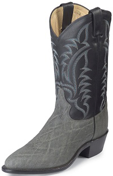 Tony Lama Exotic Boots 9708 Elephants