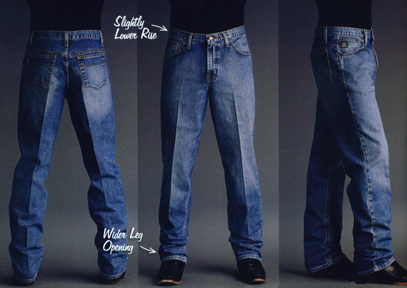95592332736 Cinch Jean Index