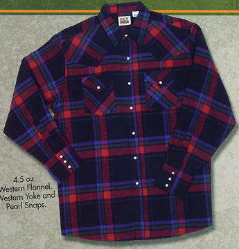 c6be824a3abf Ely Flannel Shirts from Cultured Cowboy
