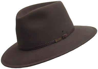 SCOUT Mens MF Felt Hat Care Kit for Light Colors