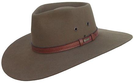 fe9a8ff1b2b Akubra Australian Outback Felt Hats
