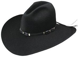 b0216d9aba0 4X Premium Wool Felt New Hatband picture coming. Cattleman 4 1 4