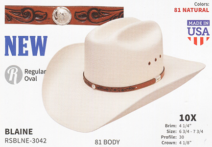 0e3c24a2 Resistol Hats - Western Straw Hats and Fashion Straw Hats