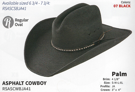 Resistol Hats - Western Straw Hats and Fashion Straw Hats 15d9336766b