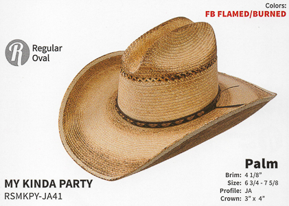 c1c047e51 Resistol Hats - Western Straw Hats and Fashion Straw Hats