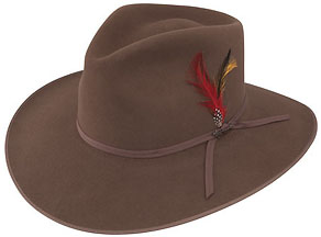 b1e1e701643 Stetson Hat Company has found some timeless styles for shooting skeet