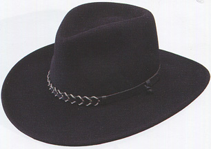 7bb7a780a70f0 Fall and Winter can especially make the easy care and warmth of these  crushable wool felt cowboy hats comfortable for both head and wallet.