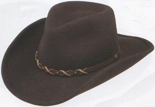Crushable Wool Collection 2 3 4   x 2 1 2 Brim. Profile 81. Shapeable Brim  Sizes  XS 0e32c220ff7e