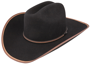 a0864cb6 2XX Stetson Wool 4'' Brim. 4 1/4 Crown Height. Profile 72. Sizes: 7 and  smaller. CC Price: $43.99. Compare at: $50.00