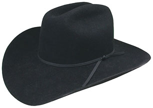 af3fd363d8987  STET- B150 LIL GUS - Black 2X Premium Wools 3 1 2   Brim. 3 1 4