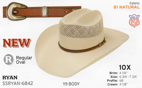 6ca9ccbe64579 Stetson Hats - Western Straw Hats and Fashion Straw Hats