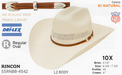 1ea0c609546 Stetson Hats - Western Straw Hats and Fashion Straw Hats