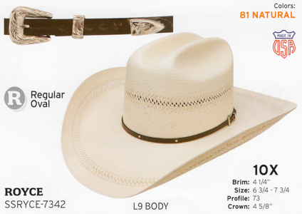 e273e95b419 Stetson Hats - Western Straw Hats and Fashion Straw Hats