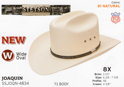 Cowboy Hat Brim Shapes