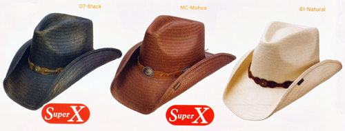 STET- 2S83 Roxbury - Natural Rodeo Drive by Stetson Low Crown f68913e7d17