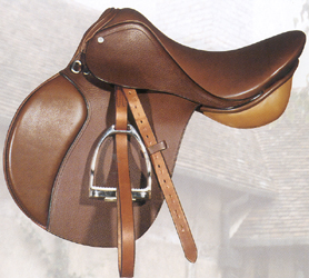 BT Crump English Saddles