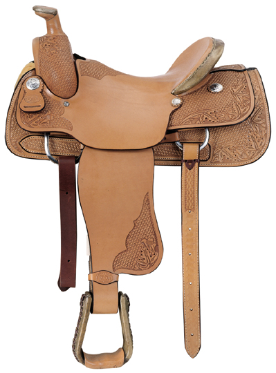 Circle G Roping Saddles Comfort And Performance For