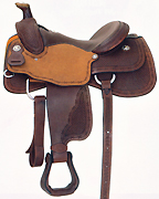 Handmade Saddles by Garoutte - Circle G Saddles - Page 1