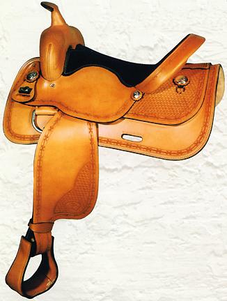 Big Horn Flex Tree Butterfly Skirt Saddles