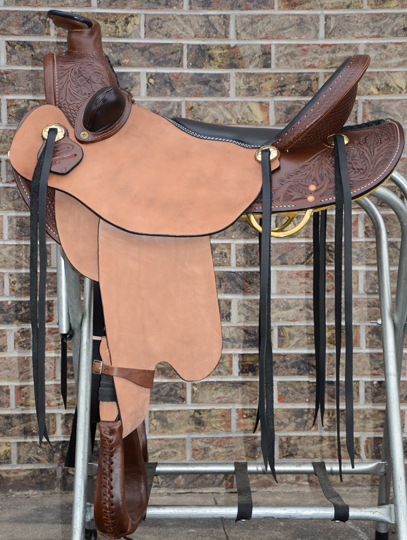 Wade Ranch saddles at value prices from Cultured Cowboy