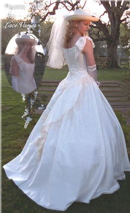 Cowboy Wedding Dresses